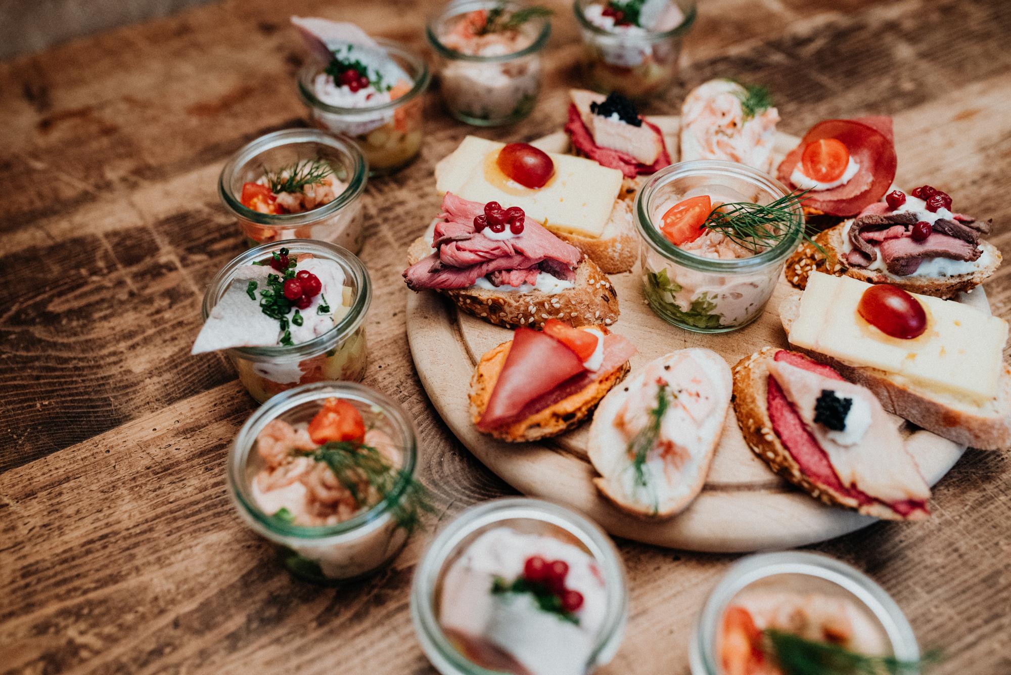 Fingerfood friesisch