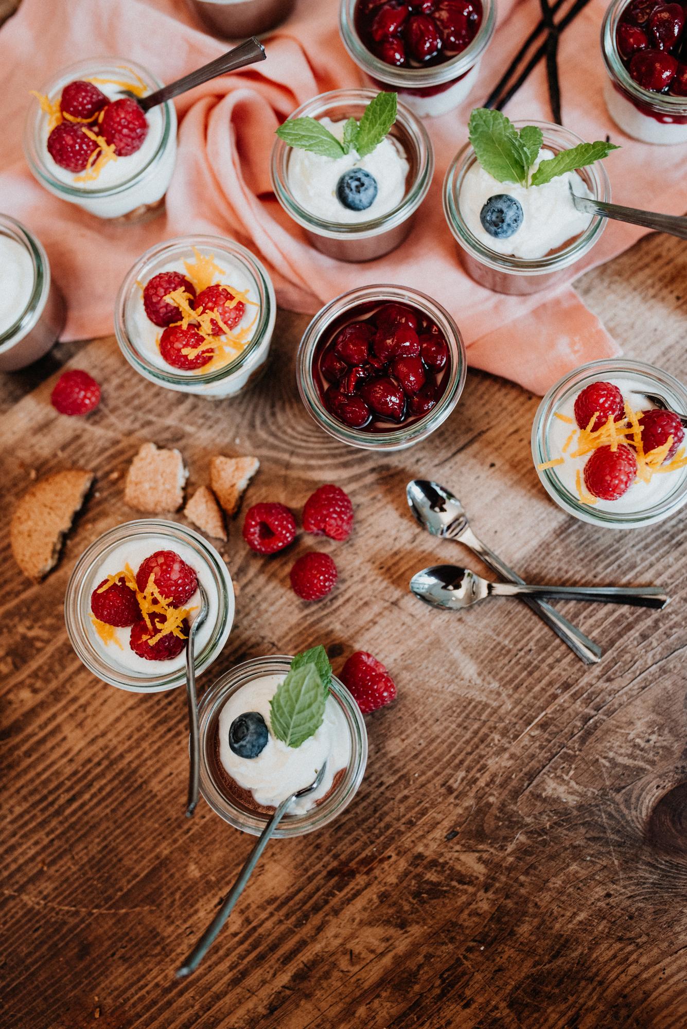 "Dessert – Variation ""Süßes Europa"""