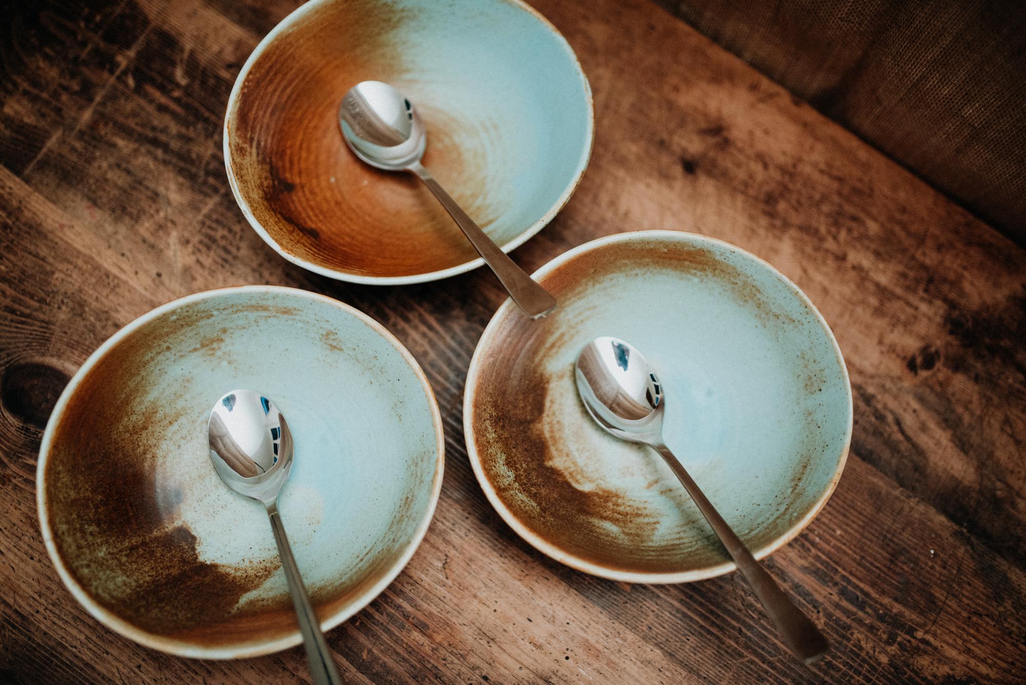 """Geschirr """"Levante"""" für Currys, Suppen und Eintöpfe"""